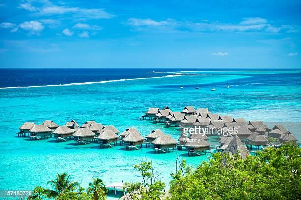 Centre de villégiature de luxe à vos vacances de rêve