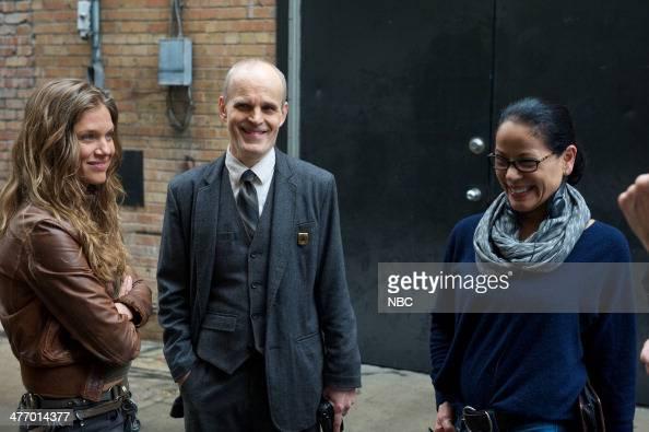 REVOLUTION 'Dreamcatcher' Episode 215 Pictured Tracy Spiridakos as Charlie Matheson Zeljko Ivanek as Dr Calvin Horn