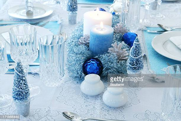 Dreaming of a blue Christmas!