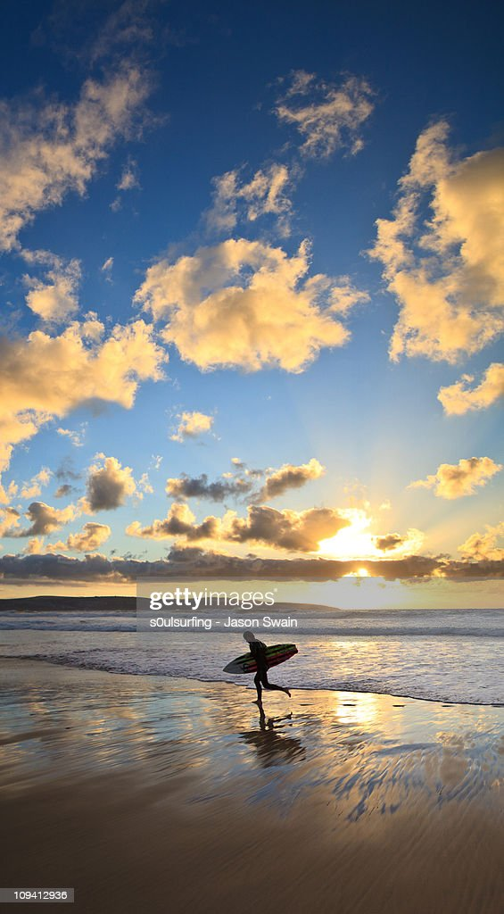 Dreaming of an Endless Summer : Stock Photo