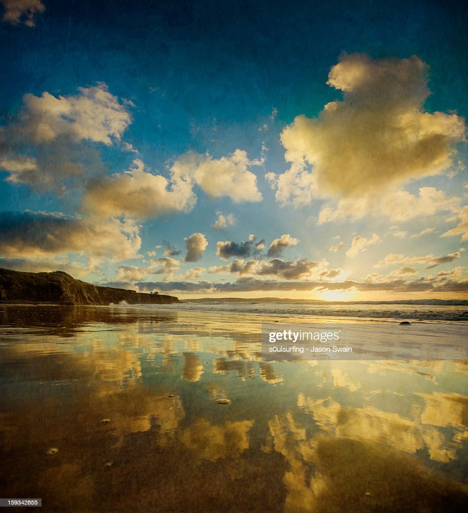Dreaming of St Ives Bay : Stock Photo