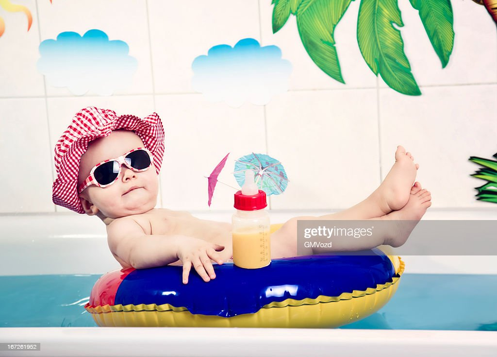 Dreaming of Vacation : Stock Photo