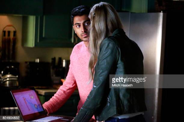 STITCHERS 'Dreamland' The Stitchers team investigates the murder of an exAir Force officer who is found murdered and the trail leads to a former...