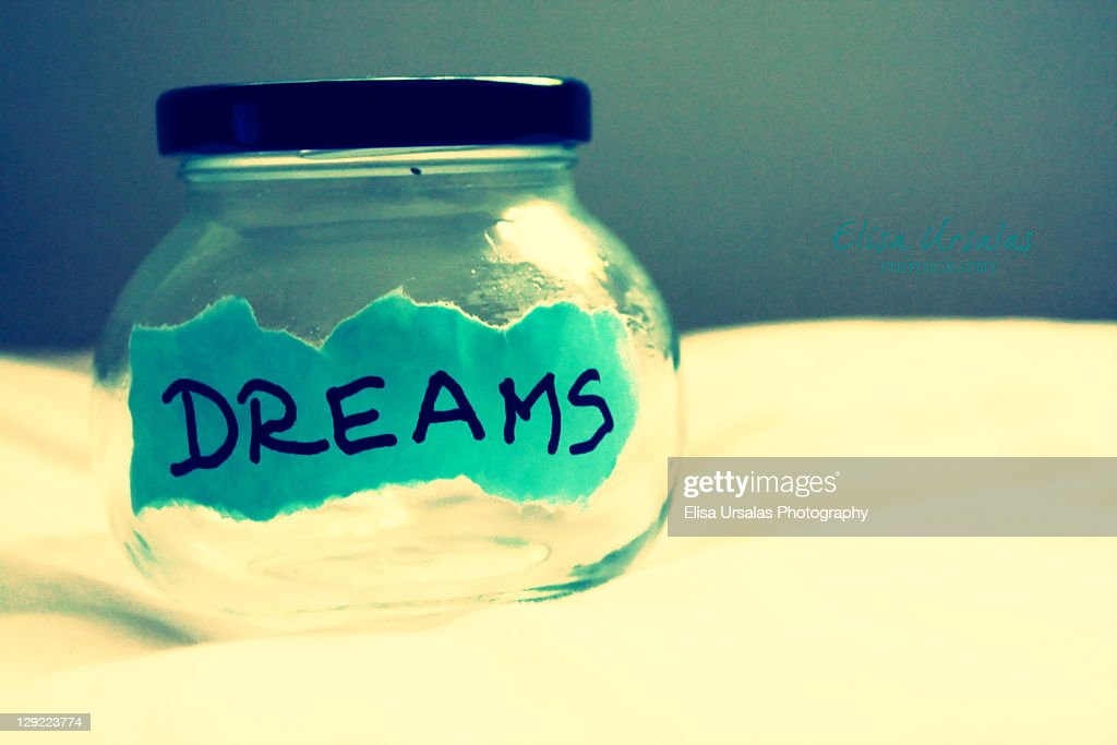 Dreams jar