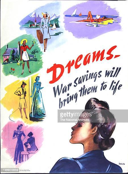 DreamsWar Savings will bring them to life 1943