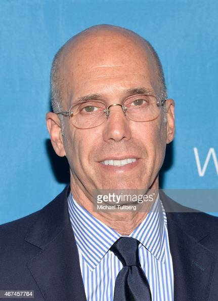 Dreamworks Animation SKG CEO Jeffrey Katzenberg attends the Simon Wiesenthal Center's 2015 National Tribute Dinner honoring Harvey Weinstein at The...