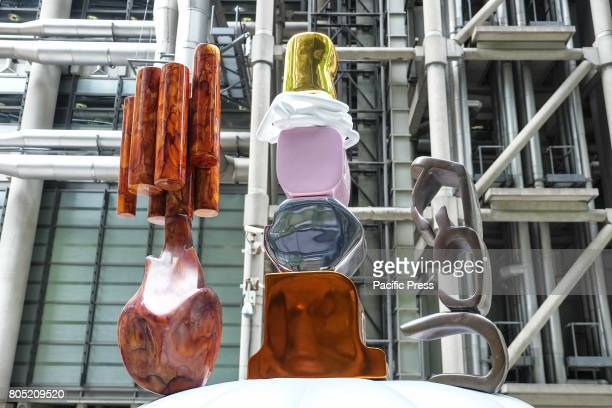 'Dreamy Bathroom' by Gary Webb 2014 Sculpture in the City of London returns for the seventh year to the Square Mile with contemporary works from...