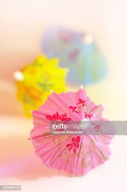 Dreamy Cocktail Umbrellas