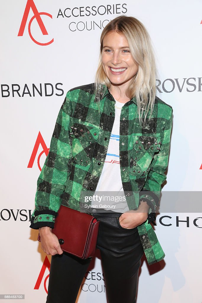 Dree Hemingway attends 20th Anniversary of the ACE Awards at Cipriani 42nd Street on August 2 2016 in New York City