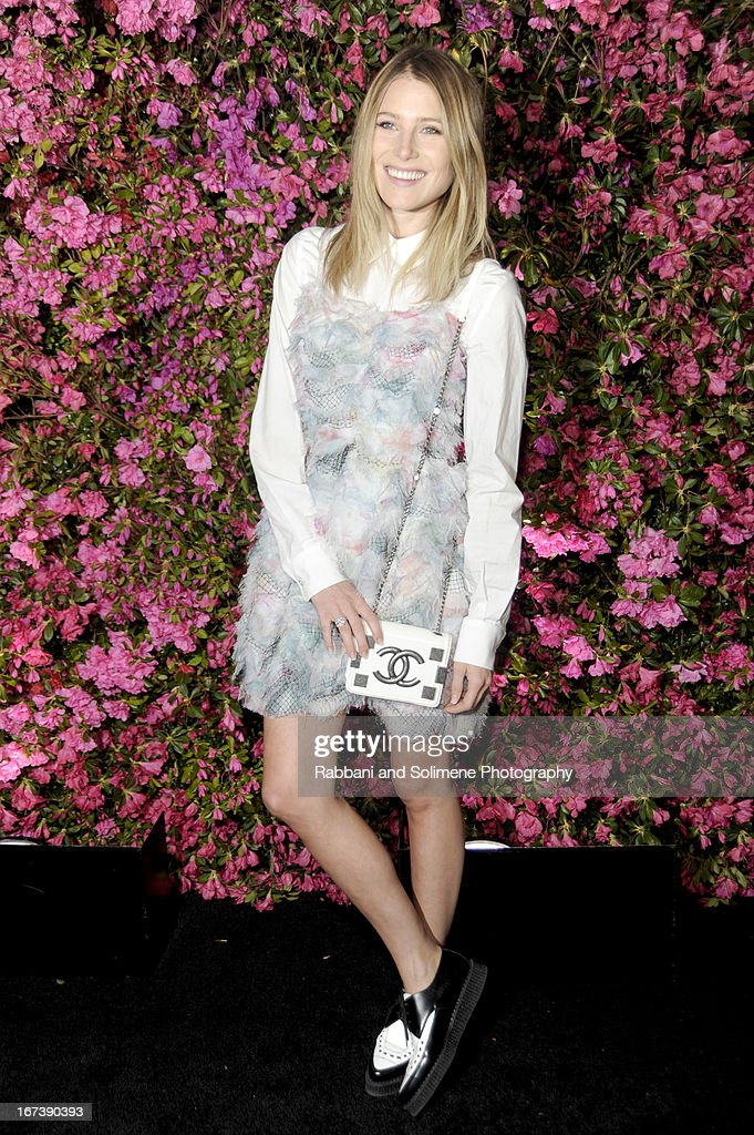Dree Hemingway attends 8th Annual Chanel Artists Dinner during the 2013 Tribeca Film Festival at Odeon on April 24, 2013 in New York City.