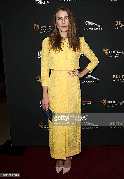 Dree Hemingway attends the BAFTA Los Angeles Britannia Awards at The Beverly Hilton Hotel on November 9 2013 in Beverly Hills California