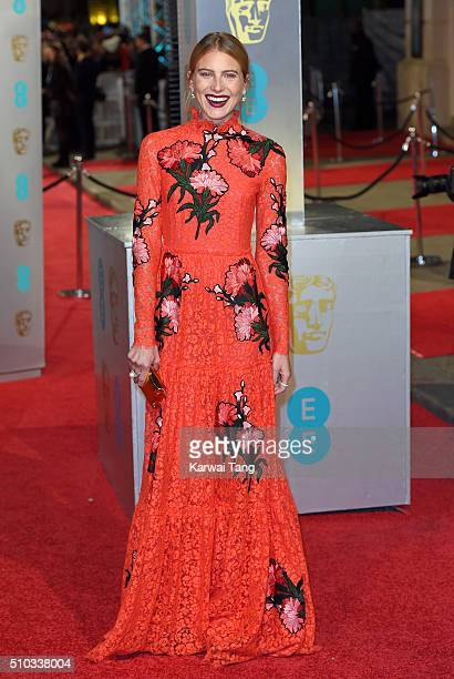 Dree Hemingway attends the EE British Academy Film Awards at The Royal Opera House on February 14 2016 in London England