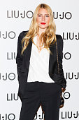 Dree Hemingway attends the Liu Jo flagship store opening on October 30 2014 in Madrid Spain