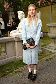 Dree Hemingway attends the Stella McCartney Spring 2016 Resort Presentation on June 8 2015 in New York City