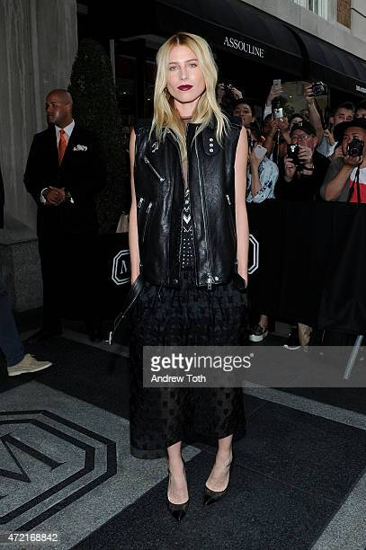 Dree Hemingway departs The Mark Hotel for the Met Gala at the Metropolitan Museum of Art on May 4 2015 in New York City