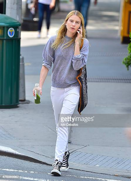 Dree Hemingway is seen in Soho on June 8 2015 in New York City