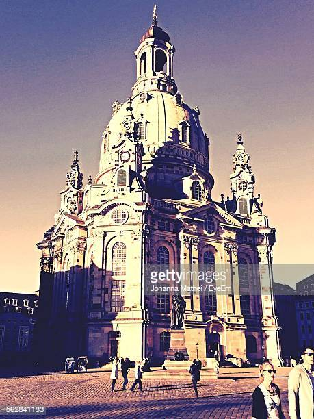 Dresden Frauenkirche Church