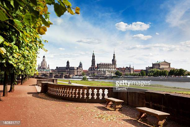 Dresden Skyline, Germany