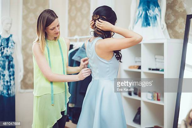 Dress fitting