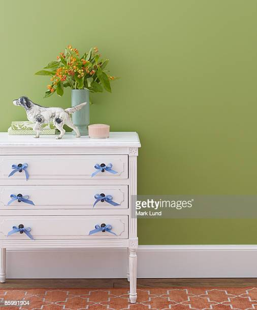 Dresser with Ribbons