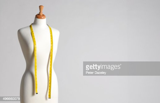 Dressmaker's mannequin