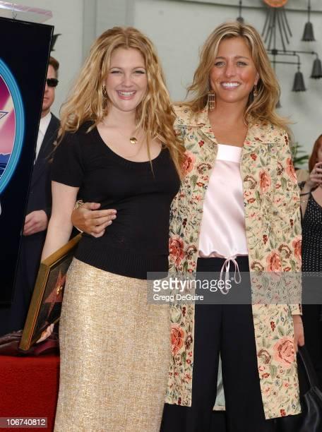 Drew Barrymore and Flower Films partner Nancy Juvonen