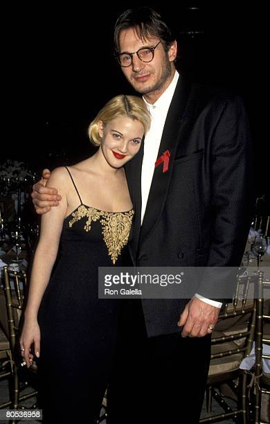Drew Barrymore and Liam Neeso n