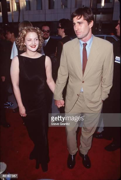 Drew Barrymore and Luke Wilson