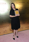 Drew Barrymore attends Godiva's 90th Anniversary at Marlborough Chelsea on May 13 2016 in New York City