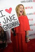 "Netflix's ""Santa Clarita Diet"" Season 2 Premiere - Red..."