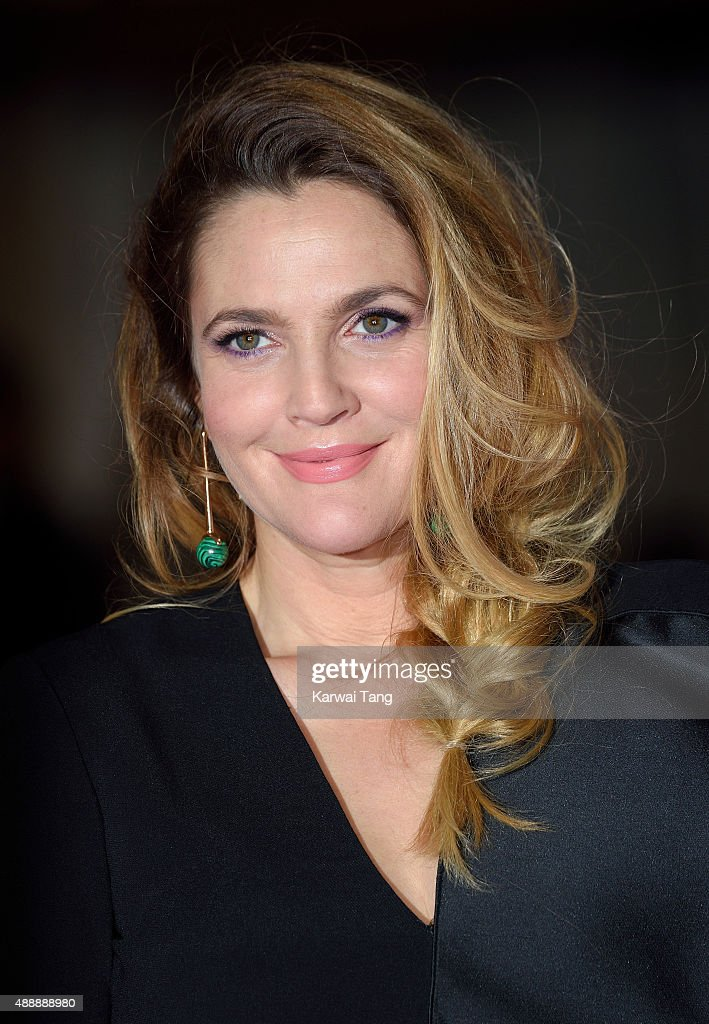 Drew Barrymore attends the European Premiere of 'Miss You Already' at... Drew Barrymore