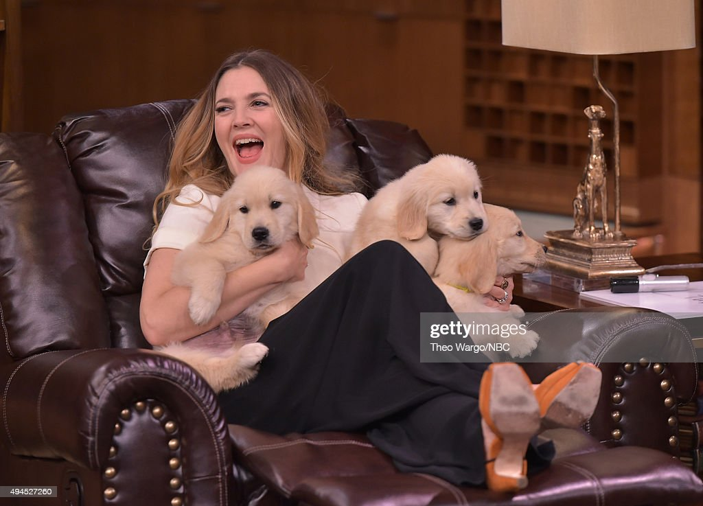 "Drew Barrymore Visits ""The Tonight Show Starring Jimmy Fallon"""