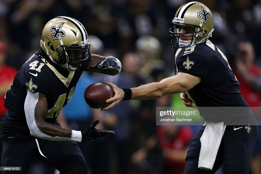 Carolina Panthers v New Orleans Saints : Fotografia de notícias