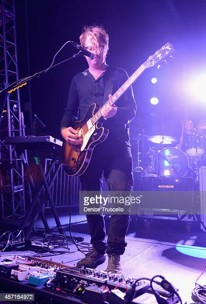 Drew Brown of charttopping band OneRepublic performs onstage at Malibu's Best Summer Ever playing an exclusive concert for fans at Mandalay Bay Beach...