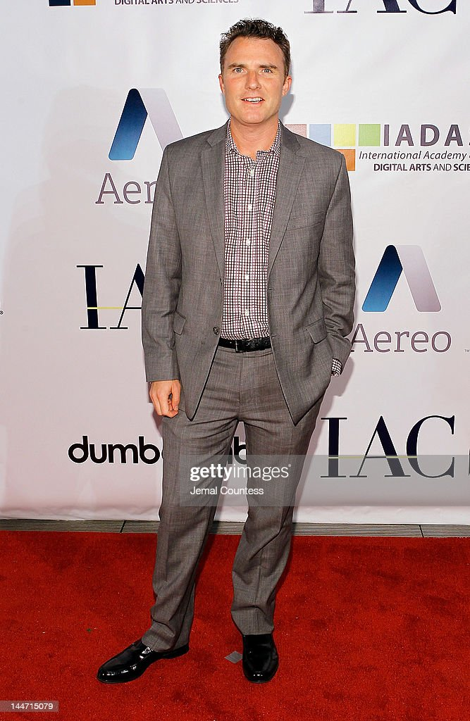 Drew Buckley attends the IAC & Aereo IWNY HQ Closing Party on May 17, 2012 in New York City.