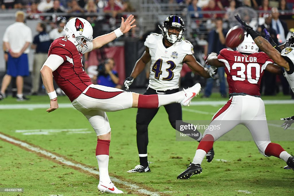 Baltimore Ravens v Arizona Cardinals