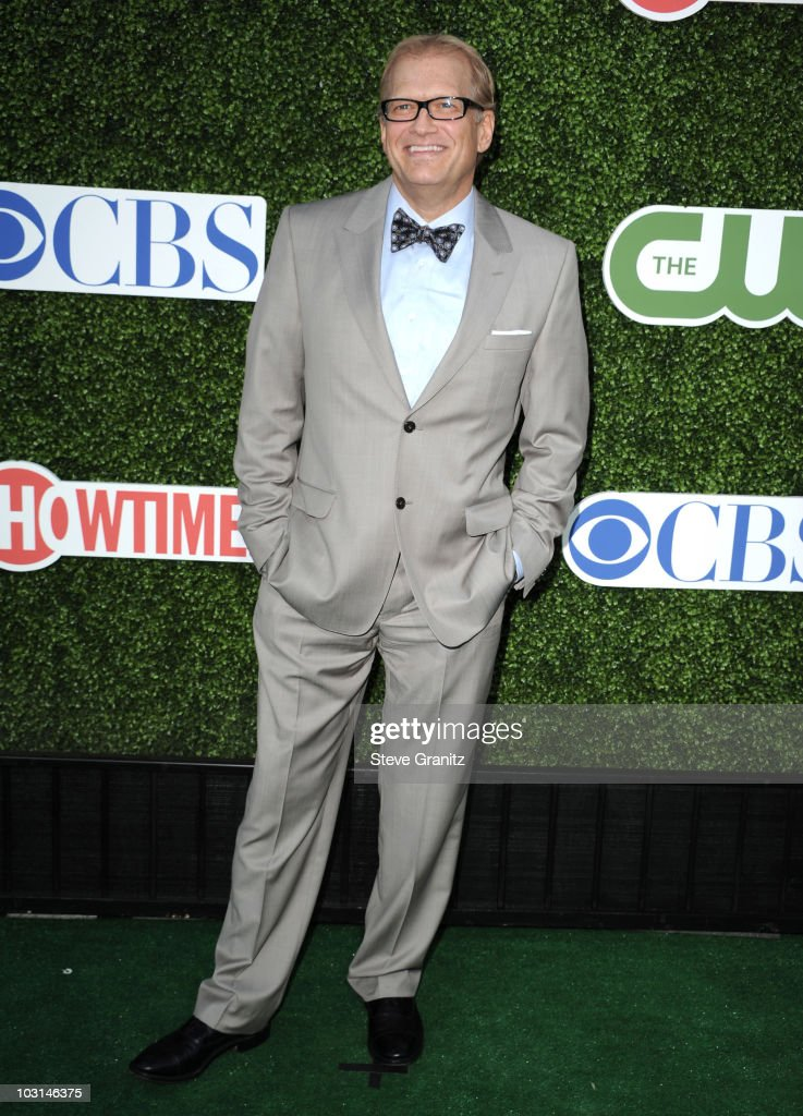 <a gi-track='captionPersonalityLinkClicked' href=/galleries/search?phrase=Drew+Carey&family=editorial&specificpeople=213727 ng-click='$event.stopPropagation()'>Drew Carey</a> attends the 2010 CBS Summer Press Tour Party at The Tent on July 28, 2010 in Beverly Hills, California.