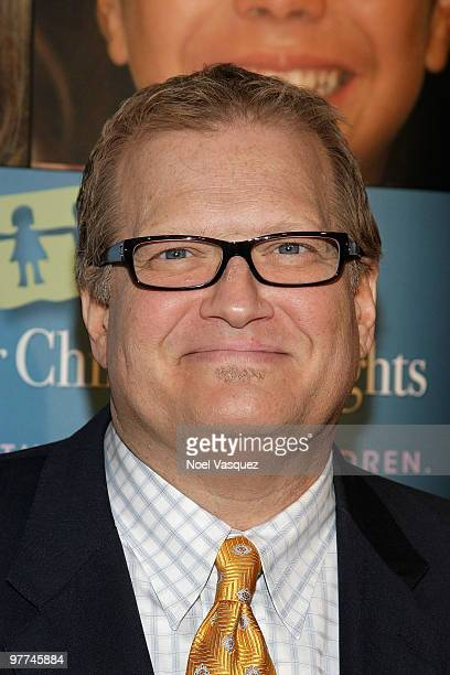Drew Carey attends the Alliance for Children's Rights presents Charity Comedy 'The Right To Laugh' at the Catalina Jazz Club Bar Grill on March 15...