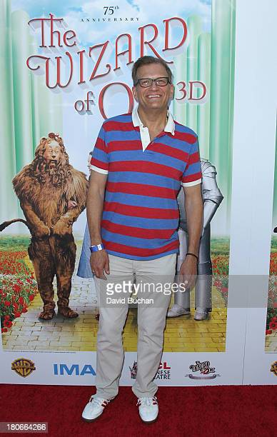 Drew Carey attends 'The Wizard Of Oz 3D' World Premiere And Grand Opening Of The New TCL Chinese Theatre IMAX at TCL Chinese Theatre on September 15...