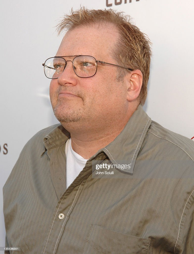 <a gi-track='captionPersonalityLinkClicked' href=/galleries/search?phrase=Drew+Carey&family=editorial&specificpeople=213727 ng-click='$event.stopPropagation()'>Drew Carey</a> during 5th Annual John Varvatos Stuart House Benefit Presented by Converse at John Varvatos Boutique in Los Angeles, California, United States.