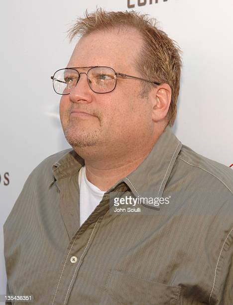 Drew Carey during 5th Annual John Varvatos Stuart House Benefit Presented by Converse at John Varvatos Boutique in Los Angeles California United...