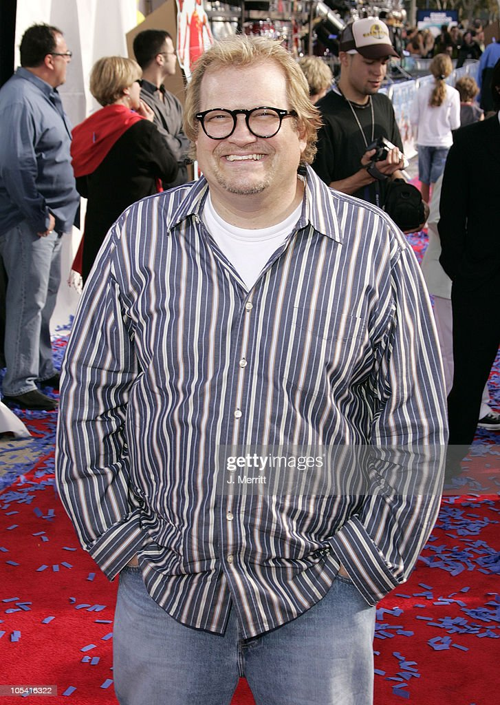 <a gi-track='captionPersonalityLinkClicked' href=/galleries/search?phrase=Drew+Carey&family=editorial&specificpeople=213727 ng-click='$event.stopPropagation()'>Drew Carey</a> during 'Robots' Los Angeles Premiere - Arrivals at Mann's Village Theatre in Westwood, California, United States.
