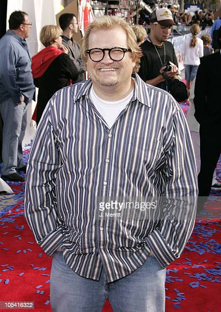 Drew Carey during 'Robots' Los Angeles Premiere Arrivals at Mann's Village Theatre in Westwood California United States