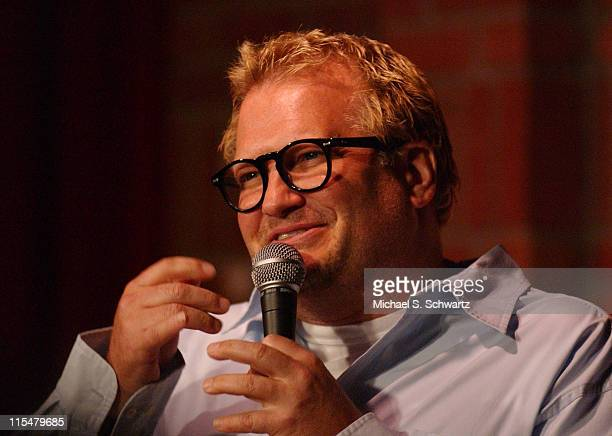 Drew Carey guest comic during The 5th Annual Norman G Brooks StandUp Comedy Scholarship Competition Show at The Improv in West Hollywood California...