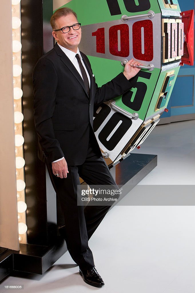 Drew Carey, host of Daytime Emmy Award-winning game show THE PRICE IS RIGHT, daytime's #1-rated series and the longest-running game show in television history. THE PRICE IS RIGHT is broadcast weekdays (11:00 AM-12:00 Noon, ET; 10:00-11:00 AM, PT) on the CBS Television Network.