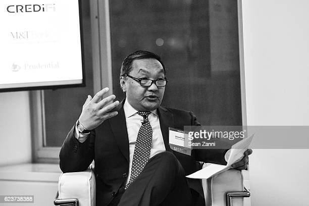 Drew D Fung attends The Commercial Observer Financing Commercial Real Estate at 666 Fifth Avenue on November 15 2016 in New York City