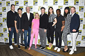 "2019 Comic-Con International - ""The Good Place"" Photo..."