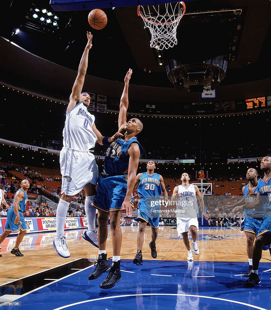 New Orleans Hornets v Orlando Magic s and