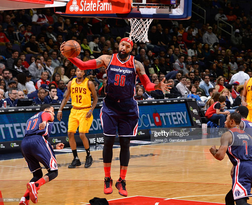 Cleveland Cavaliers v Washington Wizards s and