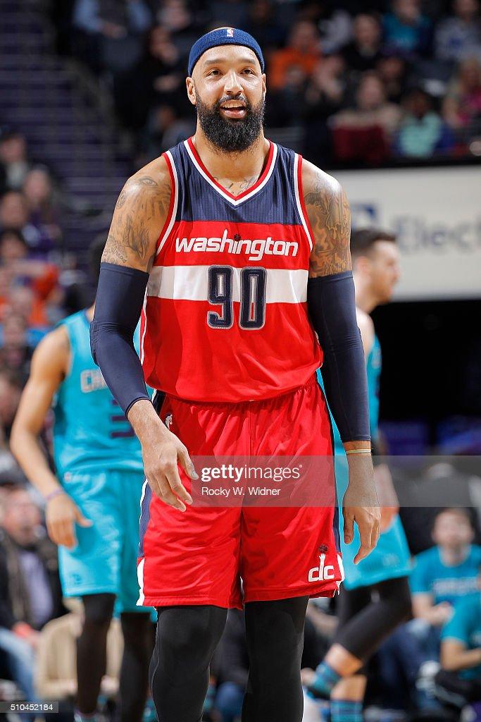 Washington Wizards v Charlotte Hornets